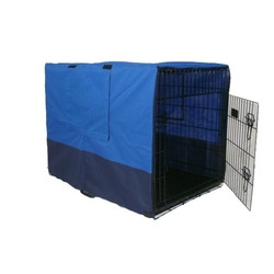 "36"" Large Crate Cover, Canvas and  Weatherproof"